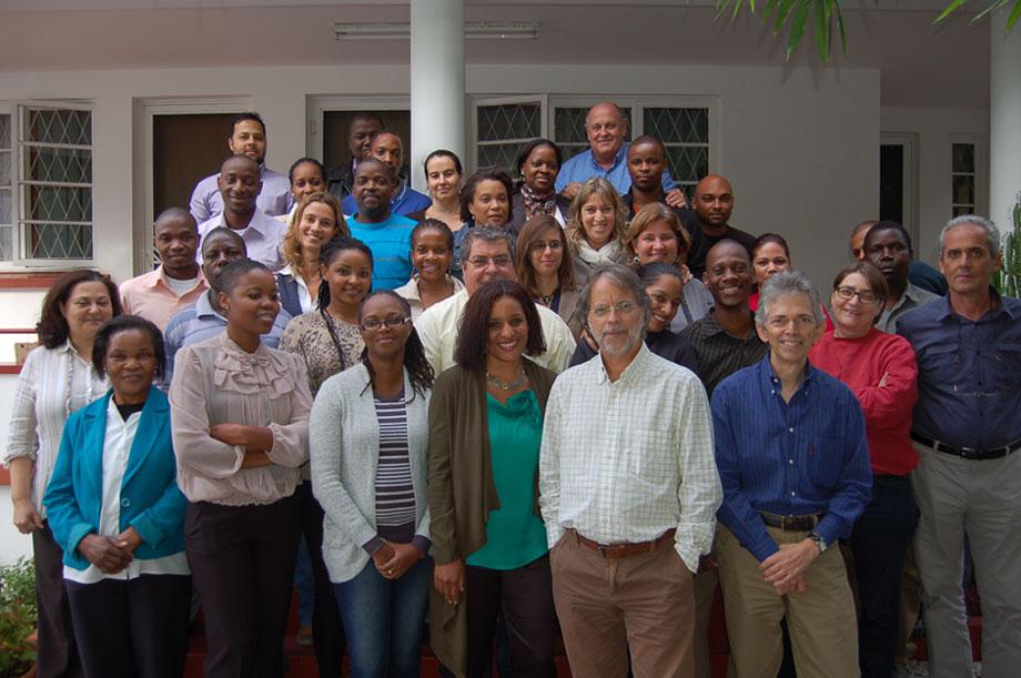 Membros da equipa da Impacto Lda